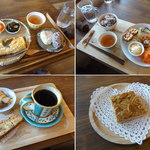cafe ななつき - 多治見市cafeななつきのランチやスイーツ 2014.12.27撮影