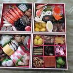 野村佃煮 - おせち4段 22500円(割引き)