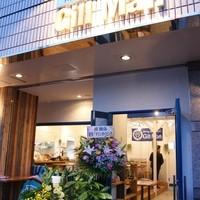 DivingShop&Cafe Gillman - 入り口正面は海への入り口♪