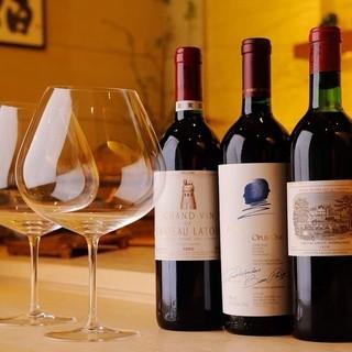 ワインの魅力を若い世代にも伝えたい。お手頃価格で取り揃え
