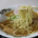 舘の丸食堂 - 麺~