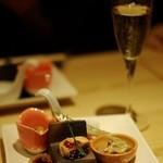 牡蠣と和食。Ikkoku -