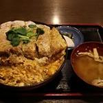 つかもと食堂 - 料理写真:上カツ丼