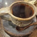 34088656 - 日替りケーキセットのコーヒー
