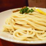 ラーメン8 - これはつけ麺ではなくパスタ麺だぁ!!