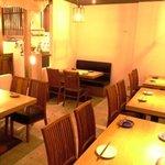 魚米 - 内観写真:最大25名迄OKのテーブル席!歓送迎会にも最適★