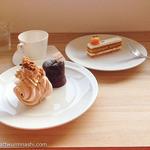 34091235 - Meringue chantilly, gâteau chocolat, Pamanto