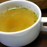 バイゲツカフェ - スープ