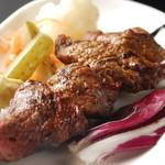 Vano - ラム肉のケバブ
