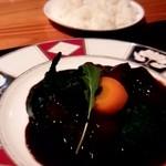 りんでんばーむ - 豚バラのバルサミコ酢