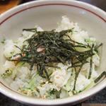 日本料理 旬坊 - ずわい蟹ご飯