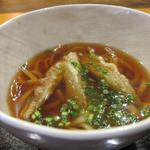 日本料理 旬坊 - ごぼう天うどん