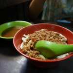 老牌牛肉拉麵大王 - 20140821 炸醤麺 小