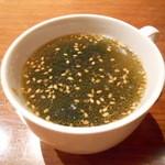 龍 - スープ