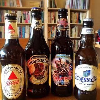 珍しいビールが飲めるダイニングバー