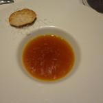34098017 - 魚介のスープ
