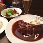 TOURS - タン1本!やわーくてフルーツ味強くて美味!おなかいっぱーぃ! ¥1500