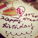 Cham - NYチーズケーキ