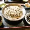 風の里 そば茶屋 - 料理写真:天ぷらそばセット@そば