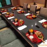 松楓閣 - 宴会個室