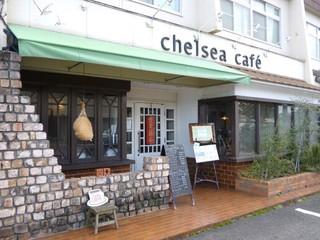 チェルシーカフェ - お店外観
