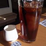 焼肉マルイシ - 食後のアイスコーヒー(定食に込)