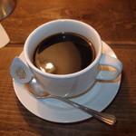 ホットポット - ホットコーヒー(ランチ)