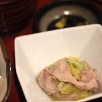 和菜遊彩 叶 - KANAランチ(しゃぶしゃぶ)