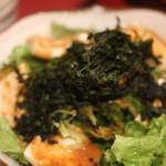 和菜遊彩 叶 - KANAランチ(豆腐と地海苔サラダ)