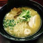 麺屋壱の介 - 鶏白湯らーめん