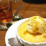 ロータスカフェ - かぼちゃプリン