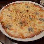 ハージーズ - 4種のチーズのピザ