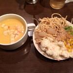 ウッディ - スープ・サラダバー