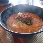 担々麺 錦城 - 坦々麺