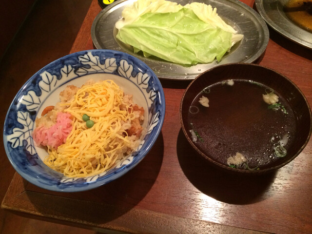 一鶴 横浜西口店 - 鶏ごはん♪