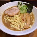 らー麺 きん - ラーメン(750円)