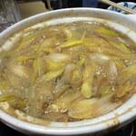 かき船 - かき鍋