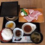 ニュー草千里 阿蘇ヴォーノ - ランチ あか牛ステーキ定食
