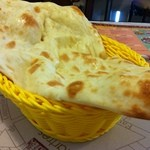 インド料理 ドルーガ - Aセット\800 ナン(おかわり自由)