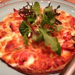 ファルファッレ - マルゲリータピザ