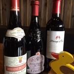 マカロニウエスタン - 美味しくてリーズナブルなワイン取り揃えています☆