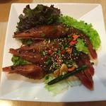 韓国家庭料理 コマ  - カンジャンセウ