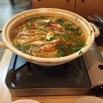 韓国家庭料理 コマ  - メウンタン