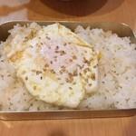 韓国家庭料理 コマ  - ごはん