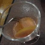 夢の湯 - りんご煮