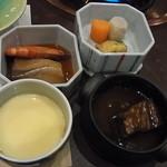 夢の湯 - 茶碗蒸し・煮物