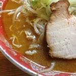 34123304 - スープ(みそラーメン)