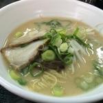 自家製麺 製麺王 - 細麺、太麺を選べます、細で