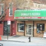 GRIMALDI'S COAL BRICK-OVEN PIZZERIA Under the Brooklyn Bridge -