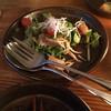 JAZZ+CAFE LA CAZUELA - 料理写真:マグロのカルパッチョ